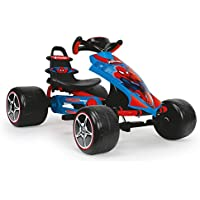 Injusa - Spiderman The Ultimate Go kart a pedales (41260)