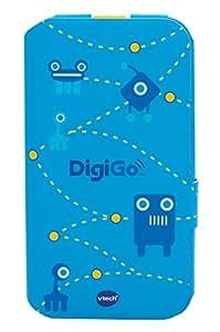 Vtech - 218649 - Jeu Électronique - Accessoire - Digigo Etui De Protection - Bleu
