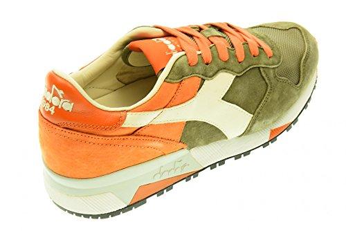 Diadora Heritage Herren Sneaker Trident 90 S NYL 161885 Mehrfarbig
