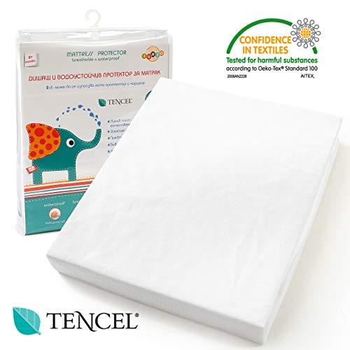 Protector de colchón Tencel® fixlein Agua Densidad Colchón de junio 70* 140