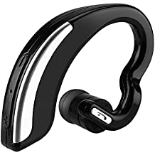 VBESTLIFE Auriculares Deportivos Inalámbrica Bluetooth con Micrófonopara iPhone6/6S/6splus iPad Samsung Android,