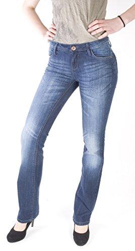 Colorado Jeans Hose Lynn, 06957-8198-224, medium blue used medium blue used