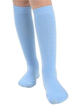 3pares de bebé y niñas Betta rodilla alta calcetines diferentes colores y tamaños disponibles