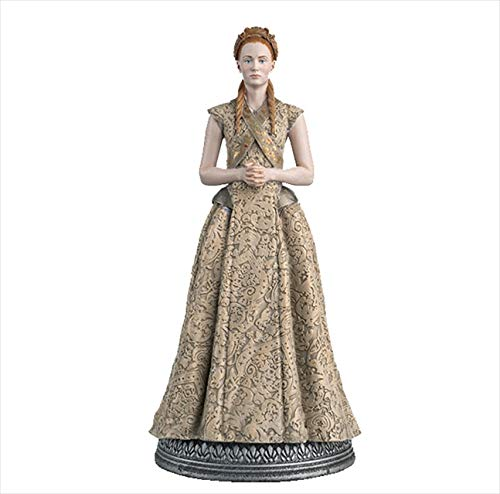 Game Of Thrones Sansa Kostüm - HBO Game of Thrones Eaglemoss Figurensammlung #21 Sansa Stark (Wedding) Figur
