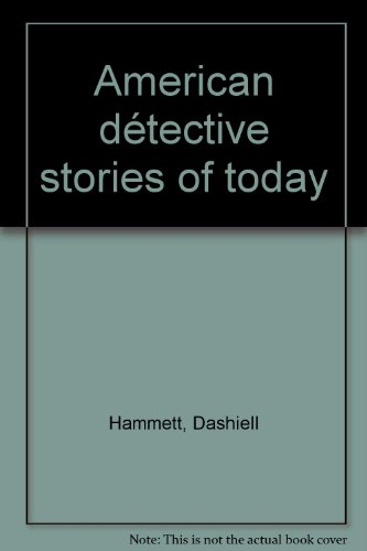 American Detective Stories