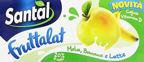 santal-fruttalat-mela-banana-e-latte-brik-8-confezioni-da-3-pezzi-da-200-ml-24-pezzi-4800-ml
