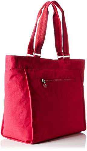 Kipling - New Shopper L, Borse Tote Donna Rosa (Cherry Pink C)