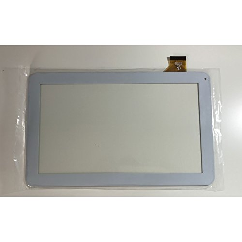 vetro tablet majestic HOUSEPC Touch Screen Majestic TAB-302N 3G Bianco 302 N Vetro Tablet Digitizer 10.1