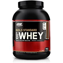 Gold Standard ON Optimum Nutrition 100% Whey Best Protein (Extreme Milk Chocolate, 2270 g)