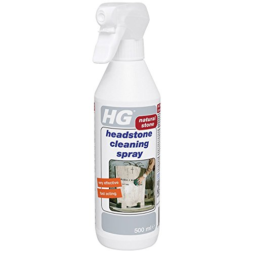 HG Headstone Cleaning Spray 500 ...