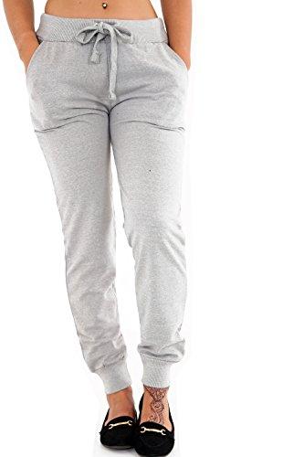 ROCKBERRY -  Pantaloni sportivi  - Donna Grey