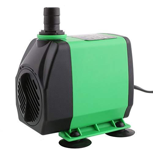 R BPS Pompa Ad Immersione Acqua Acquario Fontana Piscina Water Pump 5.7 x 4.1 x 4.6 cm BPS-6032