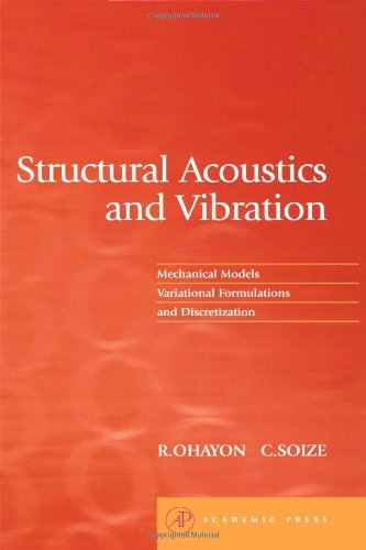 Structural Acoustics and Vibration: Mechanical Models, Variational Formulations and Discretization by Roger Ohayon (1997-11-11)