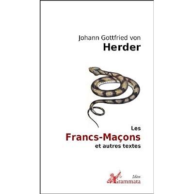 Les Francs-Maçons et autres textes