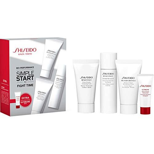 Shiseido Bio-Performance Simple Start to Fight Time - Gesichtspflegeset -