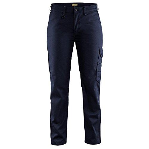 """Blakläder Damen-Bundhose """"Industrie"""", 1 Stück, Größe C36, marineblau / grau, 710418008994C36"""
