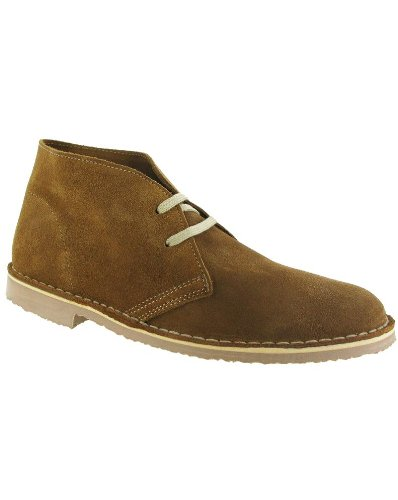 New Cotswold Ashley Damen Schnürschuh Obermaterial Leder Wildleder Damen Desert Boots Taupe