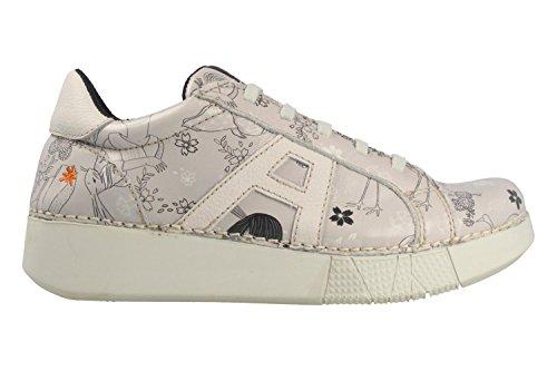 ART Schuhe 1134F Fantasy Sakura EXPRES Blanc Weiß