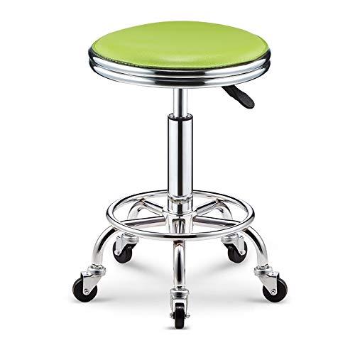 YN Barhocker Sessellift Einfache Mode Kurze Stühle Home Mode Barhocker (Color : Green)