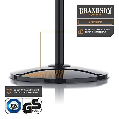 Brandson – DC Standventilator Silent Bild 3*