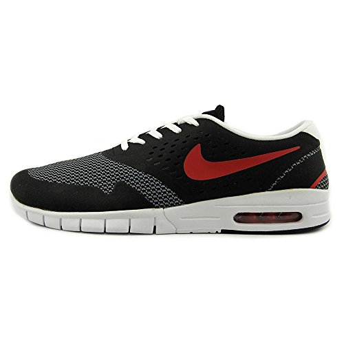 Nike Eric Koston 2 Max, Chaussures de Skate Homme, Rouge, Taille Black/Red