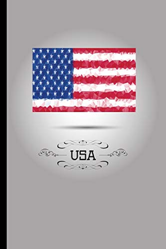 Flag of the USA Journal: 6 x 9