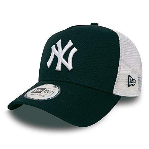 New Era Trucker Mesh Cap im Bundle mit UD Bandana NY Yankees Navy - 2834 Blau Mesh Trucker Cap