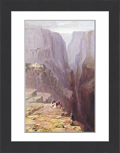 framed-print-of-zagori-greece-1860-oil-on-canvas
