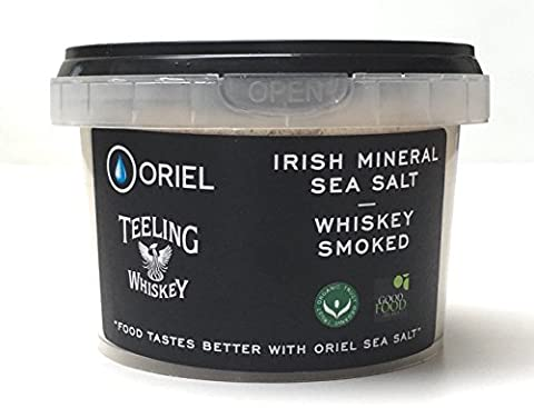 Irish Teeling Whiskey Smoked Sea Salt 250