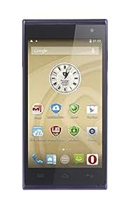 Prestigio PSP5455DUOBLUE Smartphone Android 4.4 KitKat 4 Go Violet