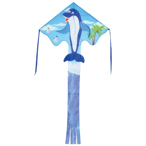 Dolphin Kite. Kinder Diamant Kite -