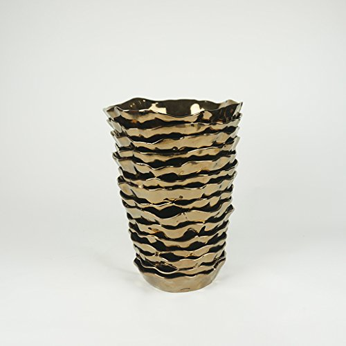Gaolili vaso moderno artigianale in porcellana vaso vintage vaso creativo in ceramica artistica ( dimensioni : a )