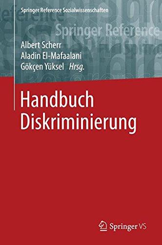 Handbuch Diskriminierung (Springer Reference Sozialwissenschaften)