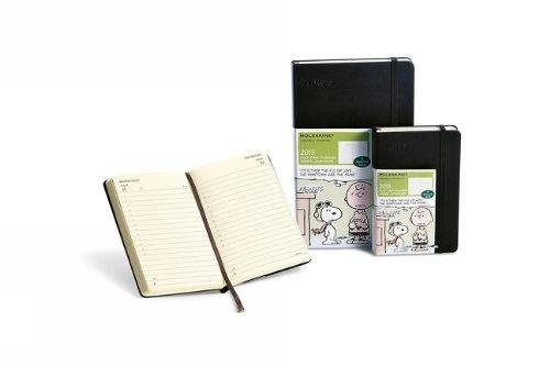 Moleskine Peanuts 2013 Daily Diary/ Planner Agenda Journalier