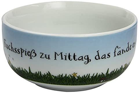 Sound and Dress 73119 7 The Gruffalo – Cereal Bowl