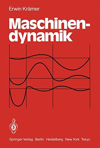 Maschinendynamik (German Edition)