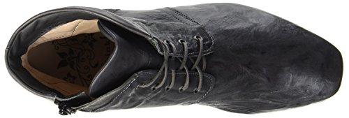 Think Karena, Stivali Desert Boots Donna Grigio (Vulcano/kombi 21)