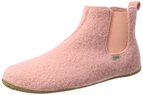 Living Kitzbühel Chelsea Boots Unifarben, Chaussons Montants Mixte Adulte