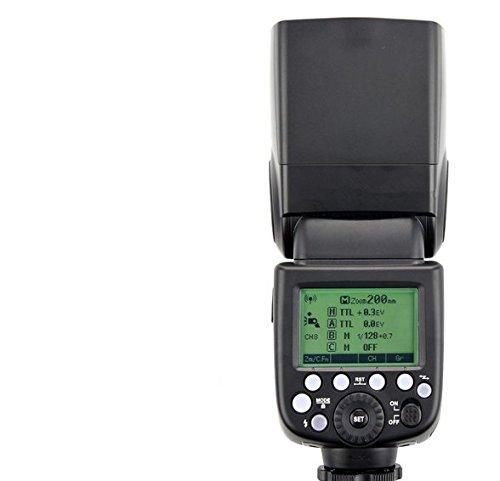 Preisvergleich Produktbild Gowe pionnering TTL-Ion Kamera Flash Speedlite GN601/8000s HSS 2,4G x System für Sony A77II a7rii A7R A58ilce6000l