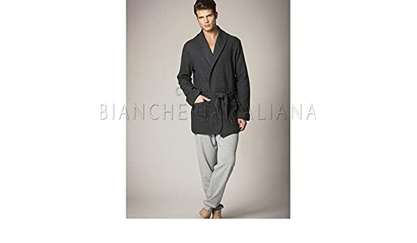 Giacca Da Camera Uomo Milano : Ragno classic giacca da camera in morbido e caldo tessuto punto