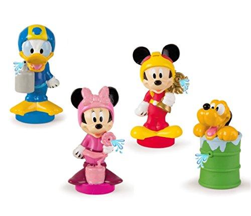 IMC-Mickey Mouse Surtido de Paquetes de 2Figuras de baño, 182769, Color Aleatorio