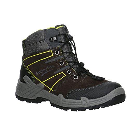 Superfit  7-00400-11,  Scarpe da camminata ed escursionismo ragazzo marrone marrone CIOK KOMBI