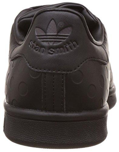 adidas Stan Smith, Bassi Donna Nero (Core Black/core Black/utility Black)