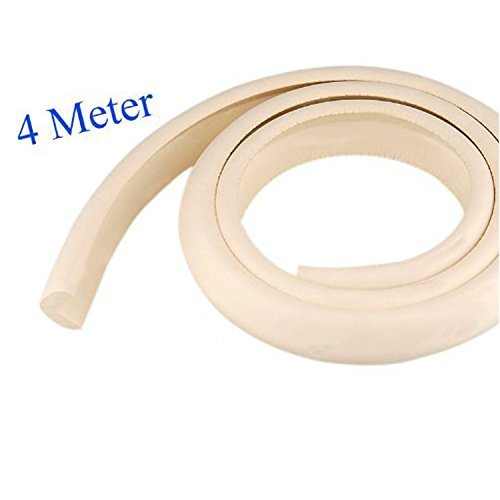 tinxi? 4M (2x2m) Baby Foam Edge Protection Security Protection with 6 meter double-sided tape by Tin