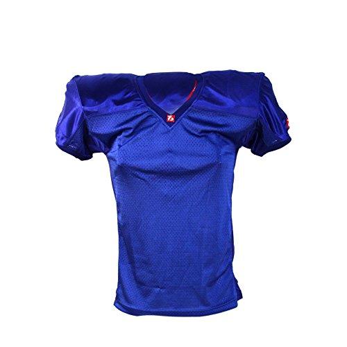 FJ-2 American Football Trikot, Match, Gr. L, königsblau