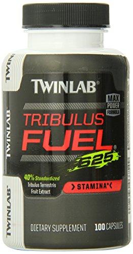 TwinLab Tribulus Brennstoff, Kapseln, 100 Kapseln