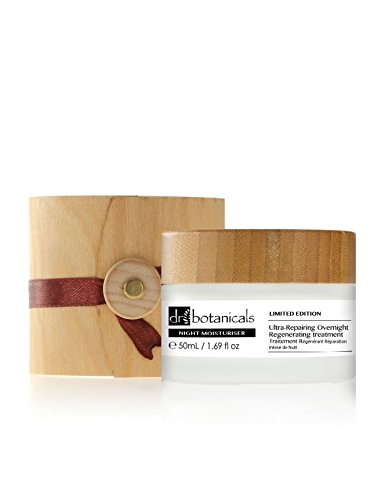 DR BOTANICALS Crema de Noche Ultra-Repair Overnight Regenerating With Wooden Box 50 ml