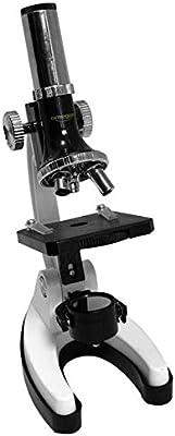 Omegon Microscopio MonoView, juego de microscopía,1200x