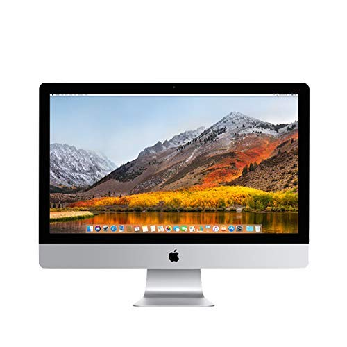"Apple iMac 21,5"", Intel Core i3 mit 3,06 GHz, 500 GB HDD, 4 GB RAM, Full HD, All-in-one, ohne Maus & Tastatur, Daily Usage Modell (Generalüberholt)"