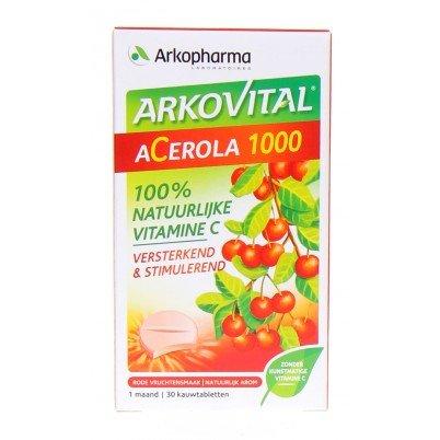 ARKOPHARMA - Acerola 1000